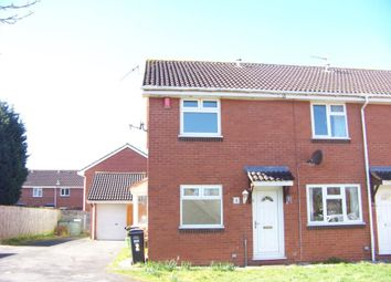 Thumbnail 2 bed property to rent in Ingleton Drive, Weston-Super-Mare