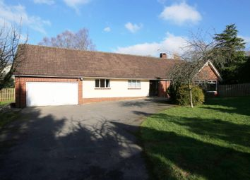 Thumbnail 3 bed detached bungalow for sale in Cove, Tiverton