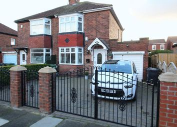 Thumbnail 2 bed semi-detached house for sale in Blue House Road, Hebburn