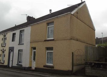 Thumbnail 2 bedroom end terrace house for sale in Cae Rowland Street, Swansea