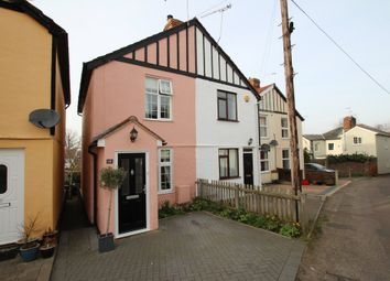 Thumbnail 3 bed semi-detached house for sale in Railway Street, Manningtree