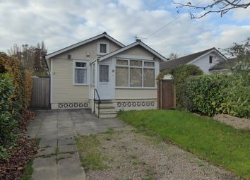 Thumbnail 2 bed detached bungalow for sale in Hawkesley Drive, Northfield, Birmingham