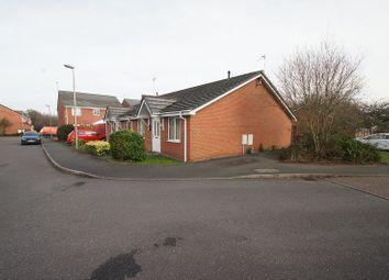 Thumbnail 2 bed semi-detached bungalow for sale in Atlas Way, Ellesmere Port, Cheshire.