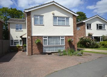 Thumbnail 5 bed detached house for sale in Longcroft, Stansted