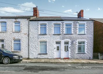 Thumbnail 2 bedroom terraced house for sale in Commercial Road, Barry