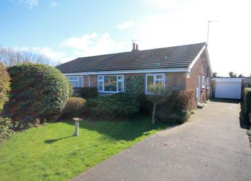 Thumbnail 2 bed bungalow for sale in St. Marys Drive, Thirsk