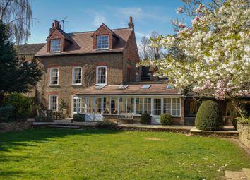 Oatlands Drive, Weybridge, Surrey KT13. 6 bed semi-detached house for sale