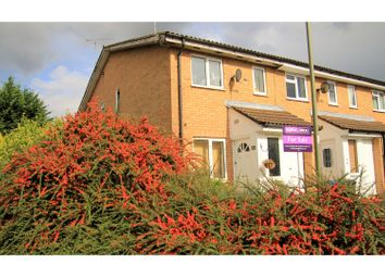 Thumbnail 1 bed end terrace house for sale in Redwood Way, Barnet