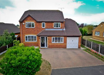 Thumbnail 4 bed detached house for sale in St. Chads Way, Sprotbrough, Doncaster