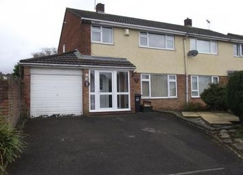 Thumbnail 3 bed property to rent in The Deans, Portishead, Bristol