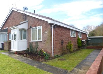 Thumbnail 1 bed semi-detached bungalow for sale in Beckton Avenue, Waterthorpe, Sheffield