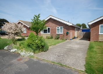 Thumbnail Detached bungalow for sale in Robins Close, Selsey