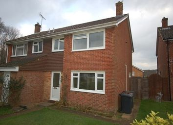 Thumbnail 3 bed semi-detached house to rent in Michelham Road, Uckfield