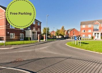 Thumbnail 2 bed flat to rent in Angora Drive, Trinity Riverside, Salford