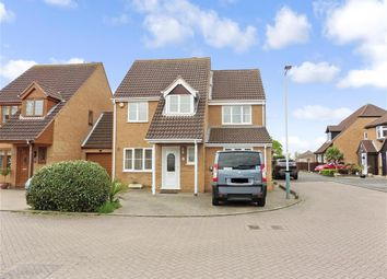 Thumbnail 4 bedroom link-detached house for sale in Guardian Close, Hornchurch, Essex