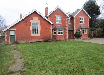 Thumbnail 5 bedroom detached house for sale in High Street, Beckingham, Doncaster