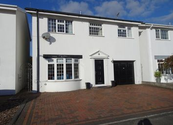 Thumbnail 4 bed detached house for sale in Sker Court, Nottage, Porthcawl