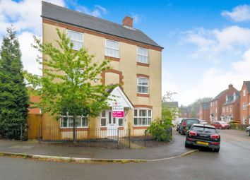 Thumbnail 7 bed detached house for sale in Jackson Road, Bagworth, Coalville