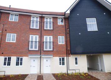 Thumbnail 1 bed maisonette to rent in Fulmar Crescent, Jennetts Park, Bracknell, Berkshire