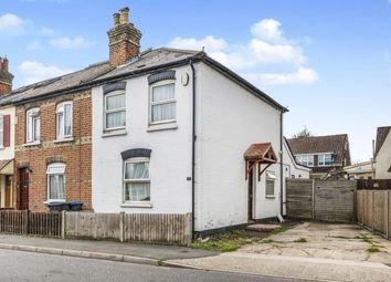 Thumbnail 2 bed semi-detached house for sale in Clayton Road, Chessington, Surrey