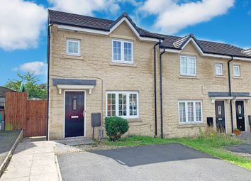 Thumbnail 3 bed semi-detached house for sale in Coulthurst Gardens, Woodland Park, Darwen