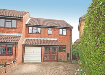 Thumbnail 4 bed semi-detached house for sale in The Crescent, Abbots Langley