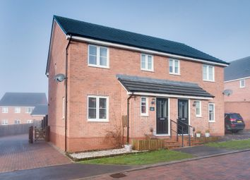 Thumbnail 3 bed semi-detached house for sale in Gretton Close, Redditch