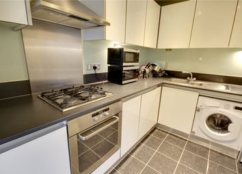 Thumbnail 2 bed flat to rent in Steeple Court, Vicarage Road, Egham, Surrey