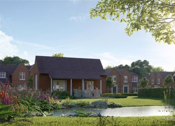 Thumbnail 2 bed semi-detached house for sale in Old School House, Sandpit Hall Road, Chobham, Surrey