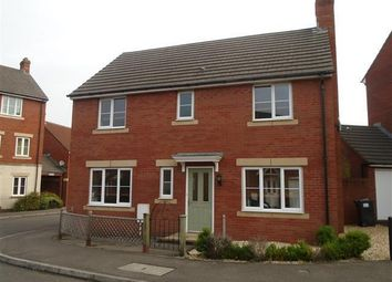 Thumbnail 4 bed detached house to rent in Dore Close, Yeovil