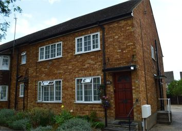 Thumbnail 2 bed flat to rent in Marlborough Gardens, Upminster, Essex