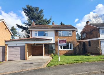 Elmbank Road, Kenilworth CV8. 4 bed detached house for sale