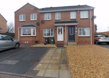 Thumbnail 2 bedroom terraced house to rent in Wastwater Close, Carlisle