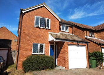 Thumbnail 3 bed detached house for sale in Nutwood Close, Weavering, Maidstone