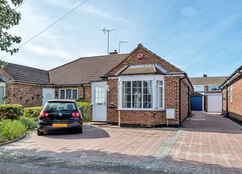 Thumbnail 3 bed semi-detached bungalow for sale in Rossfold Road, Sundon Park, Luton