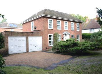 Thumbnail 4 bed detached house for sale in Westminster Close, Fleet, Hampshire