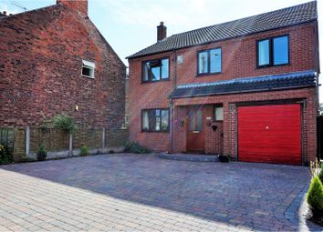 Thumbnail 6 bed detached house for sale in Main Street, Coalville