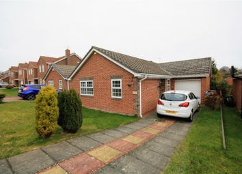 Thumbnail 3 bed detached bungalow for sale in Denwick Close, Chester Le Street