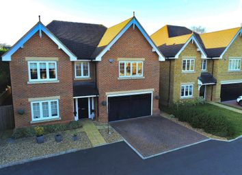 Thumbnail 5 bed detached house for sale in Marstan Place, Camberley