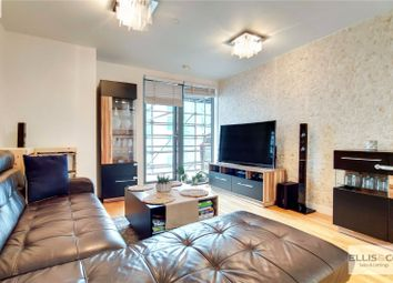Thumbnail 1 bed flat for sale in Elizabeth House, 341 High Road, Wembley