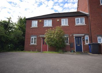 Thumbnail 2 bed town house to rent in Ealand Street, Rolleston On Dove, Burton Upon Trent