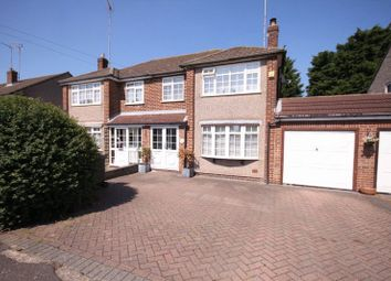 Thumbnail 3 bed semi-detached house for sale in Honey Brook, Waltham Abbey