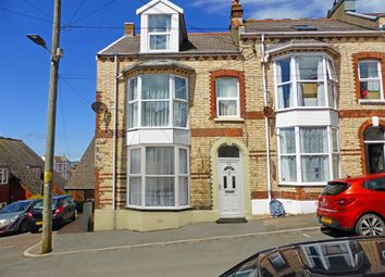 Thumbnail 4 bedroom end terrace house for sale in Victoria Road, Ilfracombe