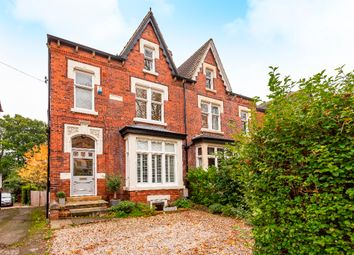 Thumbnail 6 bed semi-detached house for sale in Shaftesbury Avenue, Roundhay, Leeds