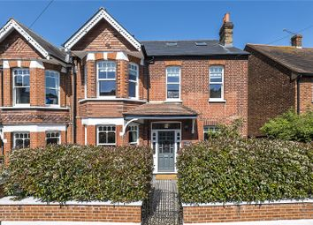 Thumbnail 5 bed flat for sale in Palmerston Road, East Sheen