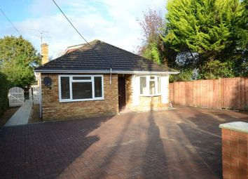 Thumbnail 5 bed bungalow to rent in Wood Street, Ash Vale, Aldershot
