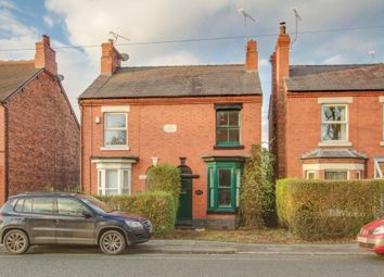 Thumbnail 2 bed semi-detached house for sale in Crewe Road, Willaston, Nantwich