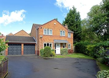 Thumbnail 4 bedroom detached house for sale in Woodbine Drive, Muxton, Telford
