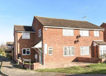 Thumbnail 4 bed semi-detached house for sale in Elizabeth Avenue, Abingdon