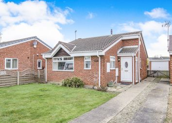 Thumbnail 3 bed detached bungalow for sale in Austwick Close, Balby, Doncaster